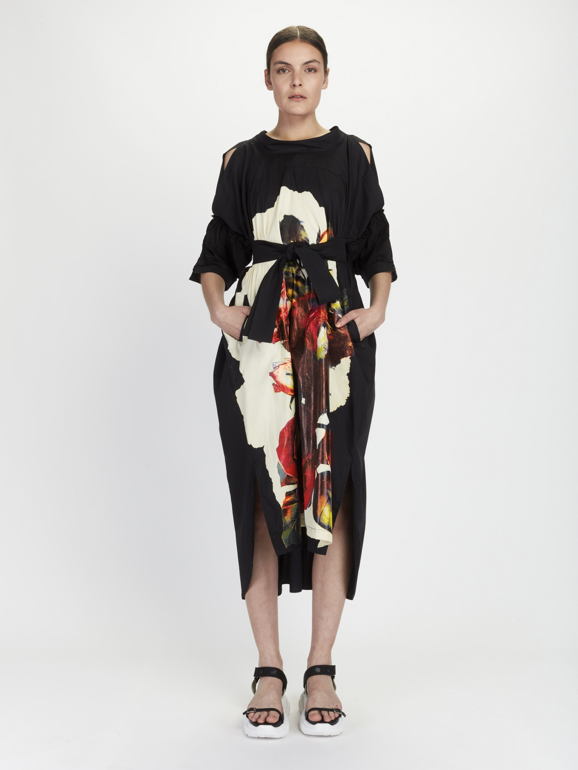 MESTRE PRINTED DRESS